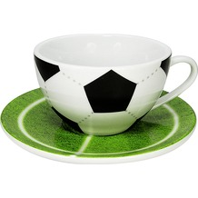 Könitz Cappuccino [4] Football Set